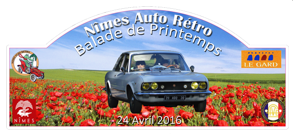 Plaque Printemps 2016